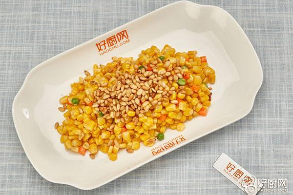 松仁玉米的做法步骤_9