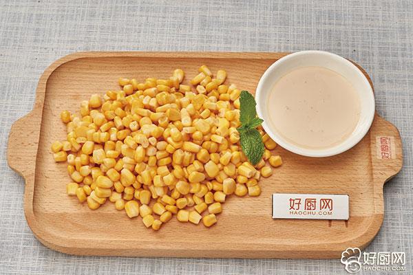 玉米烙的做法步骤_1