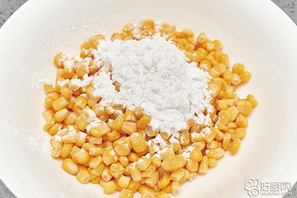 玉米烙的做法步骤_2