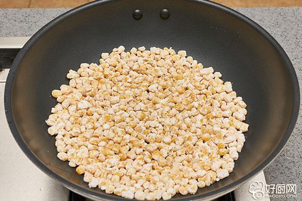 玉米烙的做法步骤_5