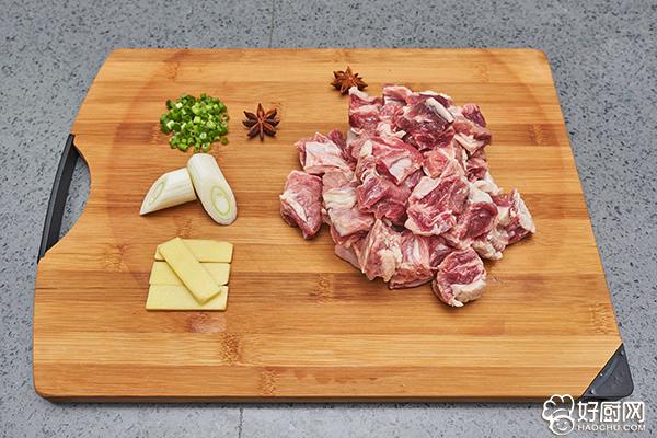 红烧牛肉的做法步骤_2