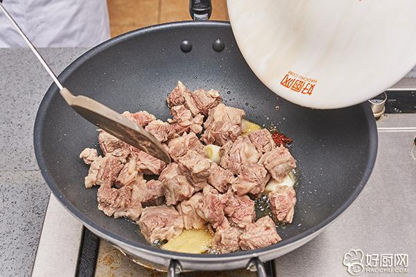 红烧牛肉的做法步骤_8