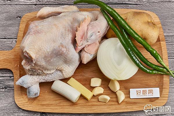 大盘鸡的做法步骤_1