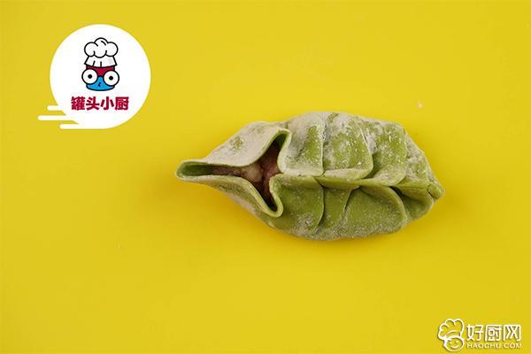 饺子的6种花式包法_3