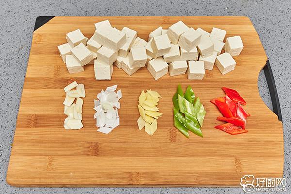 烧豆腐的做法步骤_2