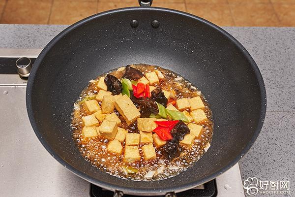 烧豆腐的做法步骤_9