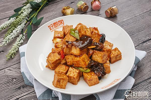 烧豆腐的做法步骤_12
