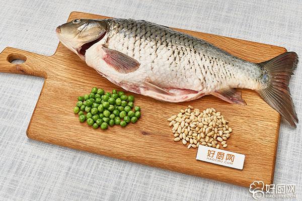 松鼠鱼的做法步骤_1
