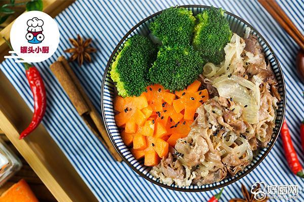 日式肥牛饭的做法步骤_5