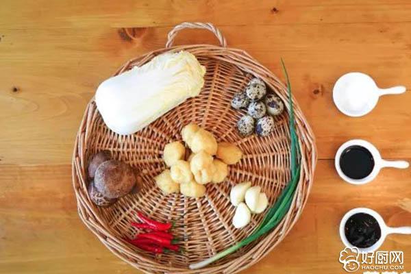 砂锅娃娃菜的做法步骤_1