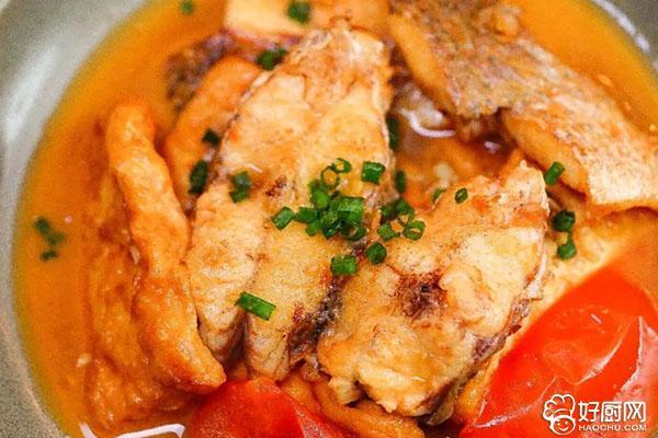 豆腐焖鱼的做法步骤_8