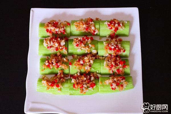 吃一盘海米蒜蓉丝瓜,感受一下营养的能量_4