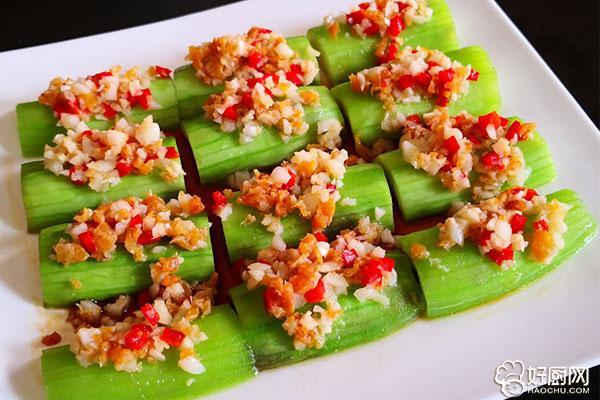 吃一盘海米蒜蓉丝瓜,感受一下营养的能量_5