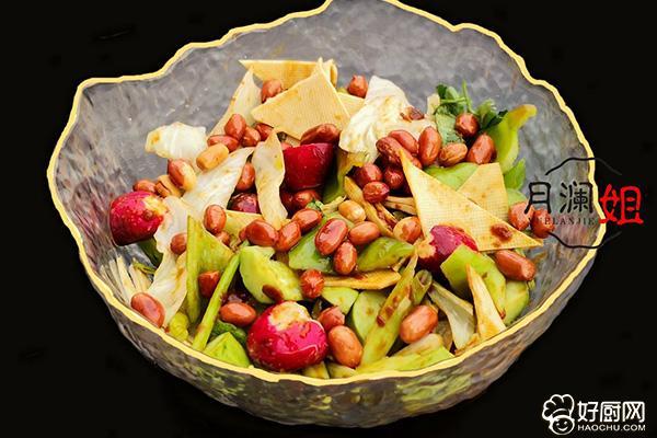 减肥人士的最爱,特别好吃的丰收沙拉_4
