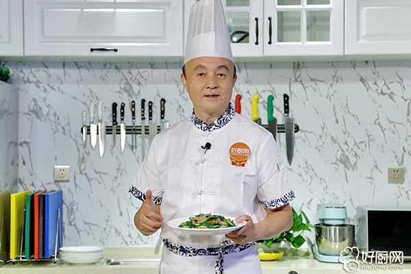 秋葵炒肉的做法步骤_8