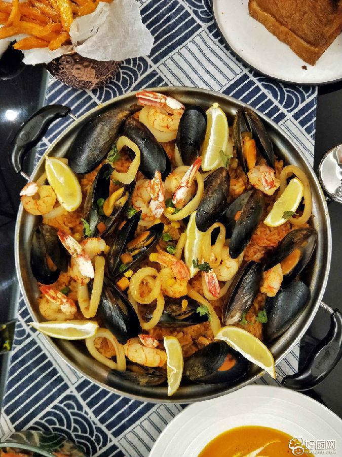 西班牙海鲜饭终极版的做法步骤_6