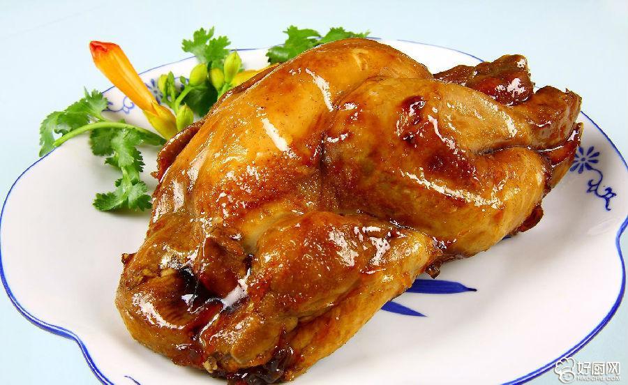 烧鸡怎么做更好吃_1