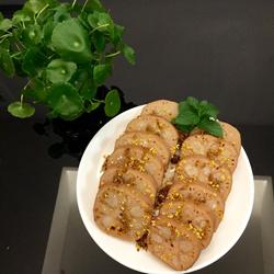 丹桂飘香——现在用桂花来做菜是最合适不过的啦_6