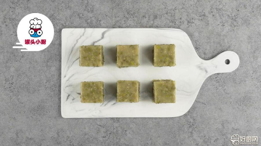 绿豆汤秒变消暑凉糕的做法步骤_5