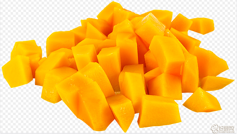 吃芒果能止咳还能降低胆固醇_1