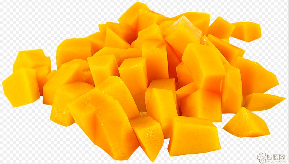 孩子多吃芒果可以保护视力_1