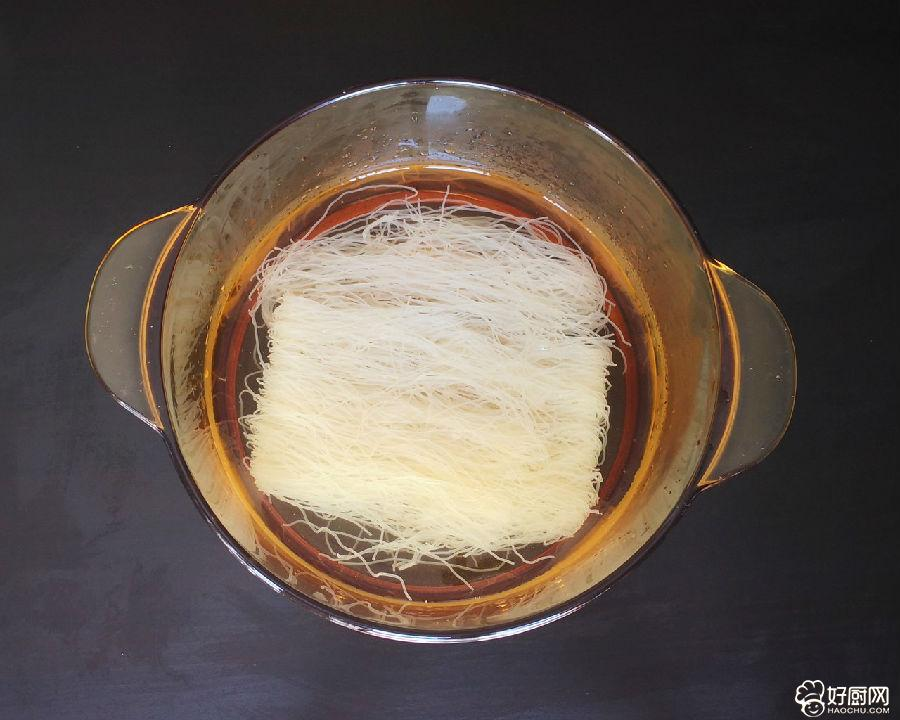 广东炒米粉的做法步骤_2