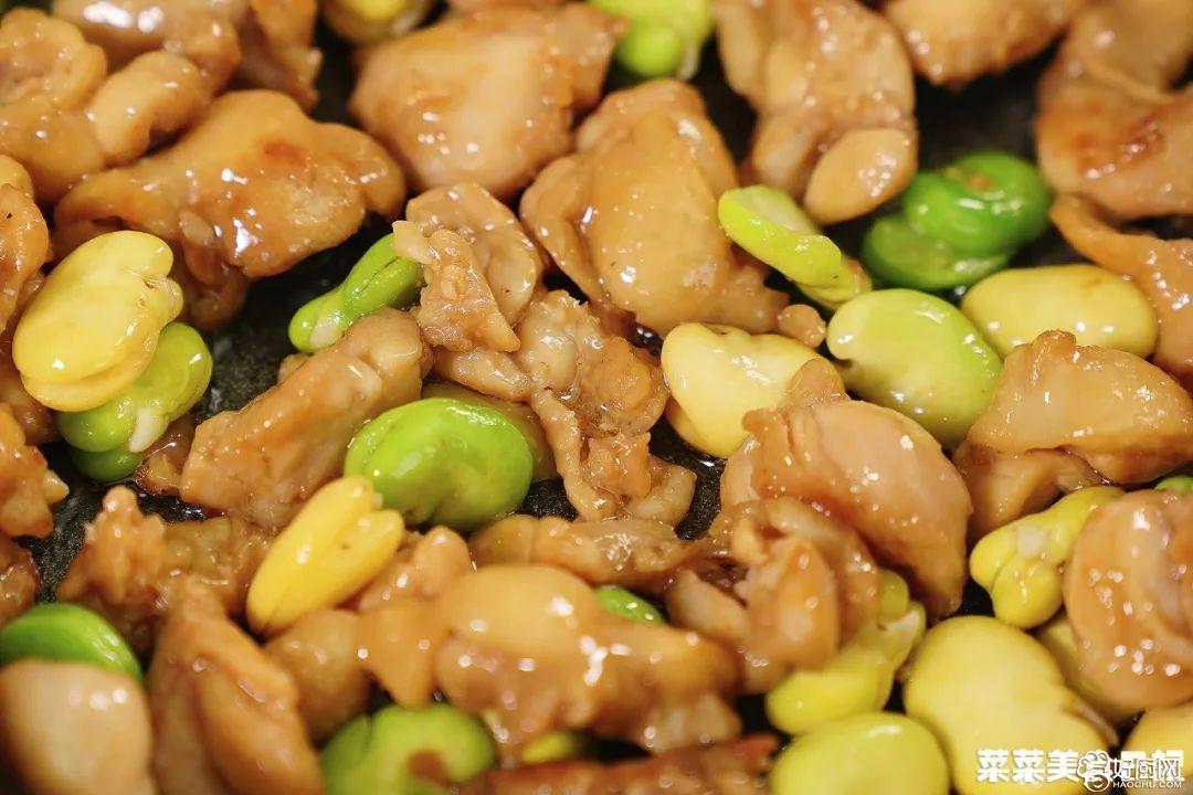 沙茶蚕豆的做法步骤_1