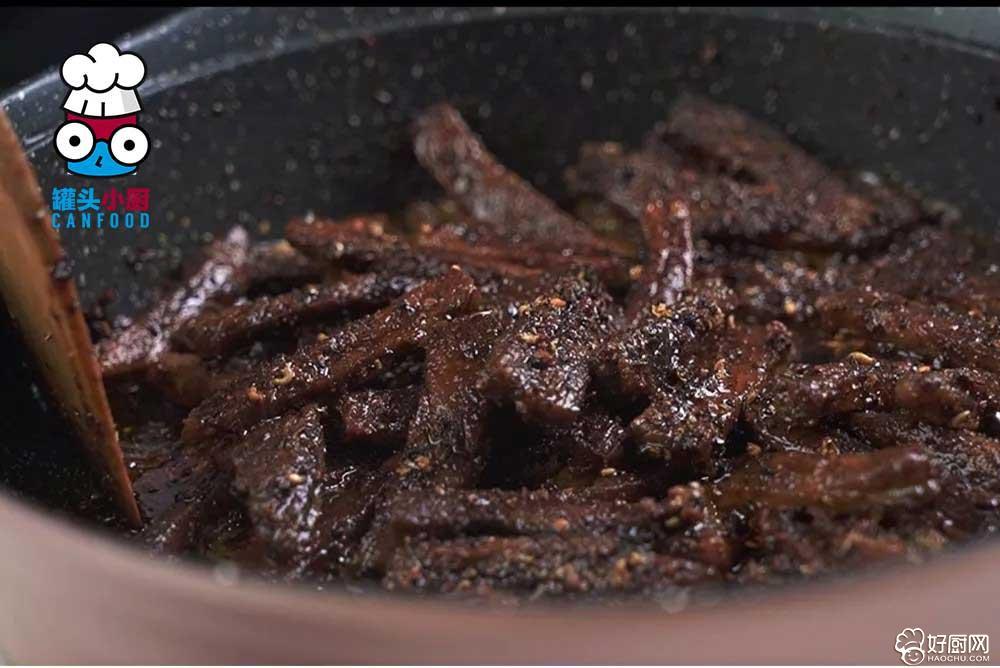 麻辣牛肉干的做法步骤_5